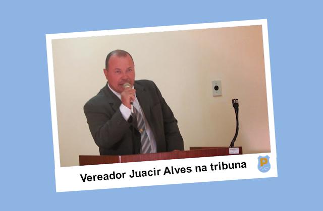 Juacir Alves apresenta requerimentos, um deles pede a instalação de câmeras de monitoramento em Panelas (PE)
