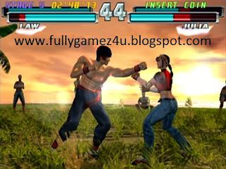 Download Free Tekken Tag Tournament Game 100% Working