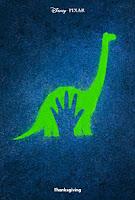 the good dinosaur - tiny but tough