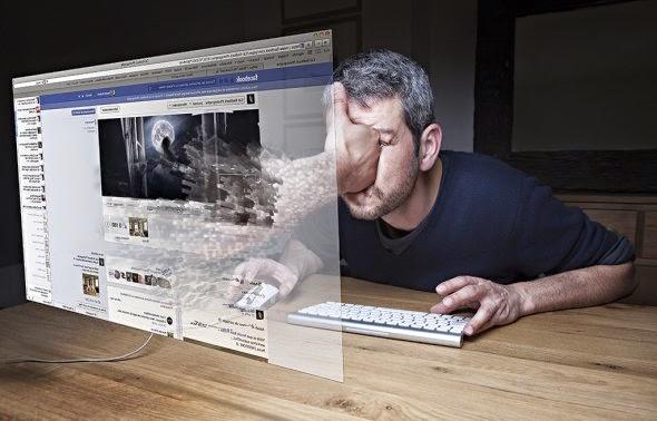 Cal Redback fotografia foto-manipulações surreais photoshop