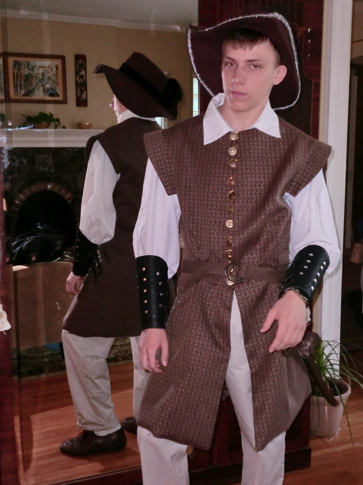 A Merry Heart: Shakespeare Costumes