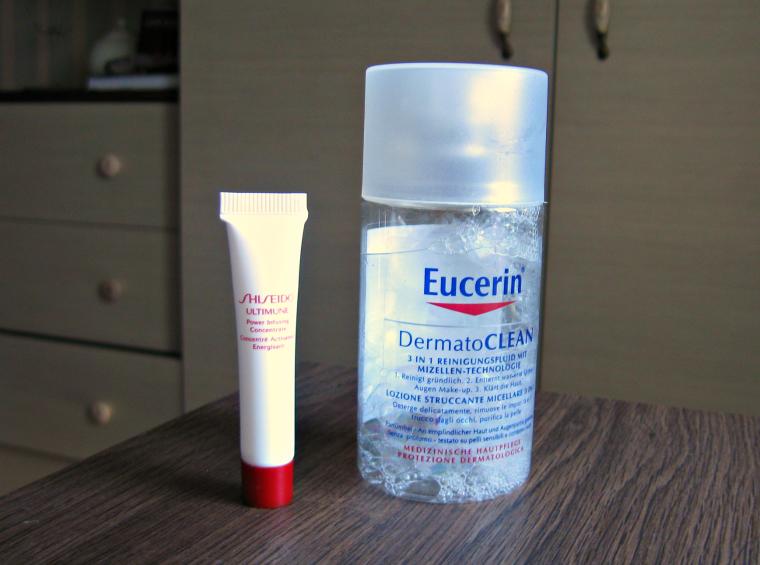 shiseido eucerin recenzija pudrijerica