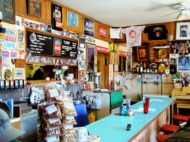 Bagdad Café - USA - Etats-unis - Arizona