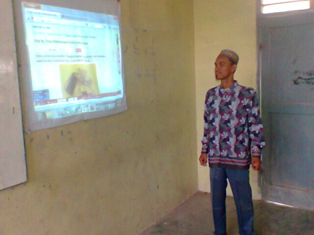 Memanfaatkan blog sebagai media pembelajarana