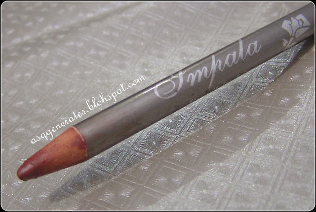 Impala Lip liner close up
