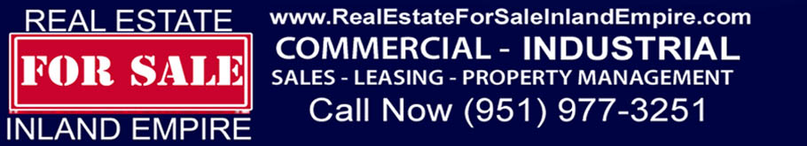 Commercial Real Estate for Sale Inland Empire