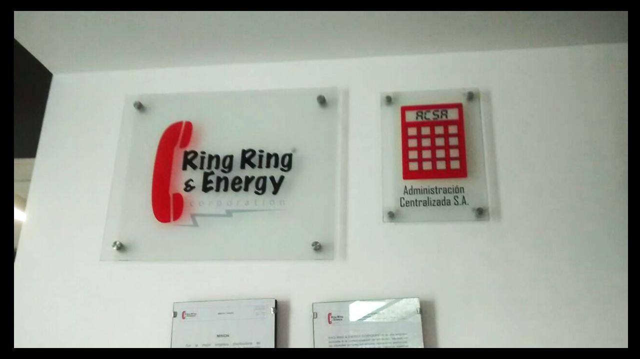 RING RING & ENERGY - ACSA