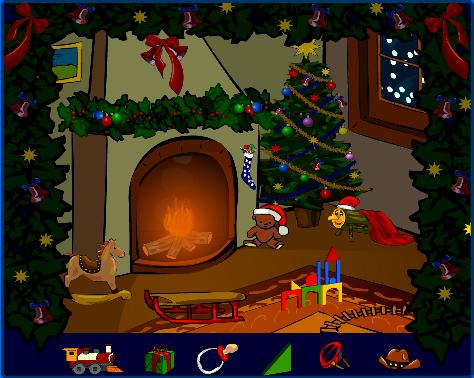 El Nadal - Relaciona els objectes