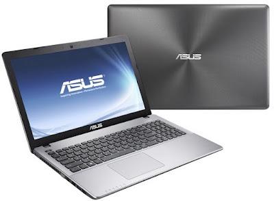 Harga Notebook Asus N550ZU, Spek Prosesor Kelas Tinggi