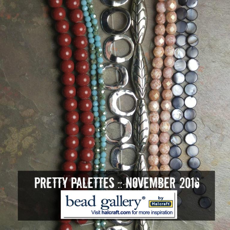 Pretty Palettes - November