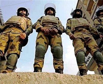 الجنود المصريين
