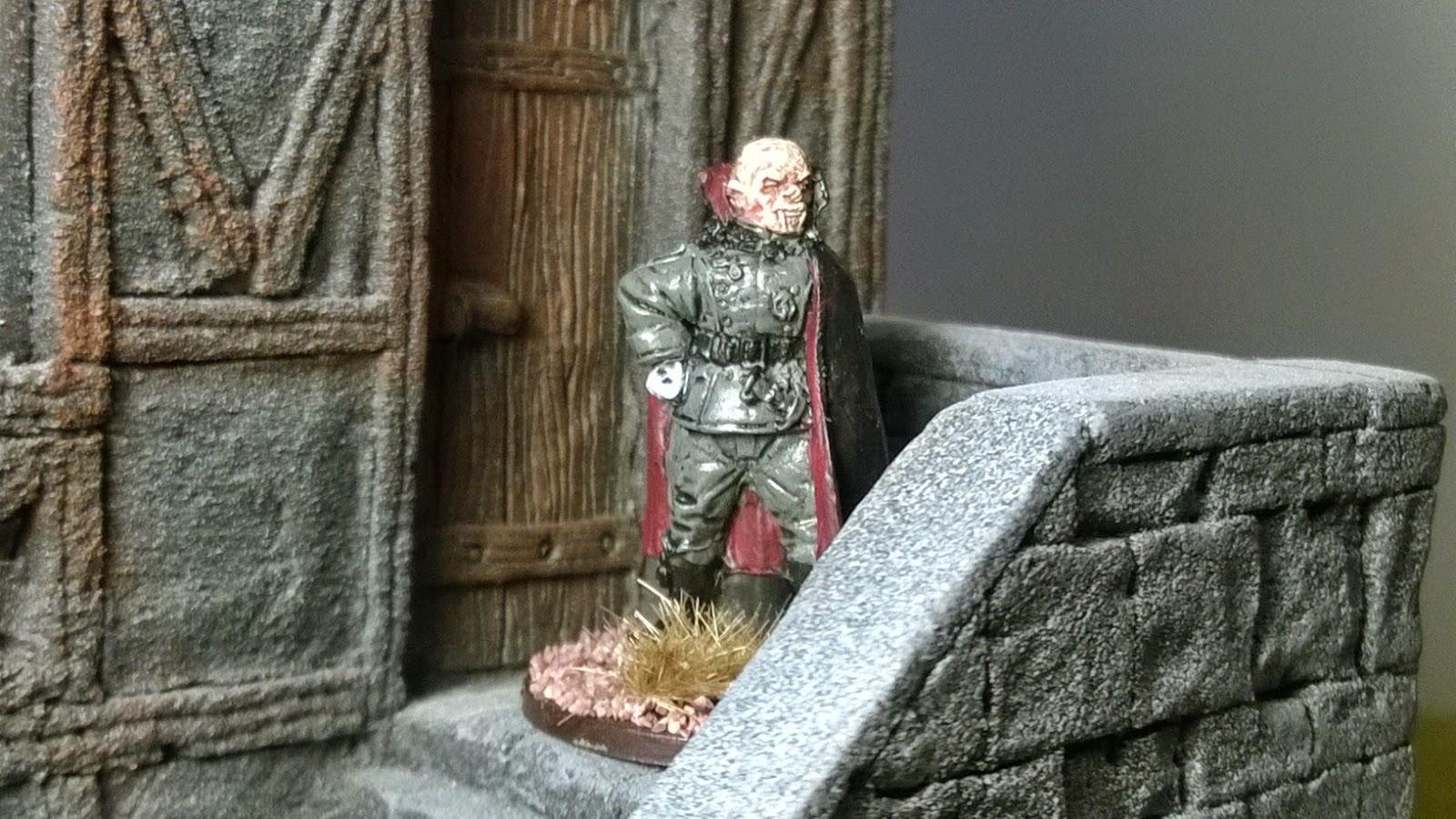 German nazi vampire bolt action