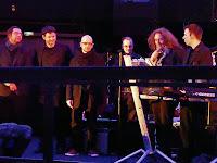 Picture Palace music : Jürgen Heidemann, Thorsten Spiller, Chris Hausl, Mirko Rizzello, Thorsten Quaeschning, Sebastian Sadowski / photo S. Mazars
