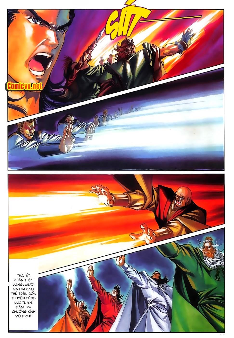 Lục Đạo Thiên Thư chap 15 - Trang 14
