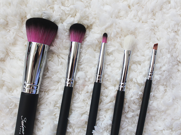 sedona lace brush haul review mac 217 vs eb 09 synthetic round top universal blender small round dome