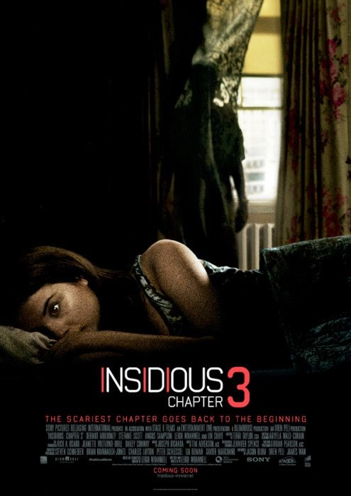 Insidious Chapter 3 Stefanie Scott Wallpaper ilikewall