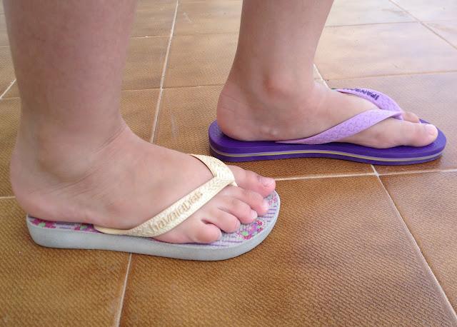 Plan renove de calzado de playa