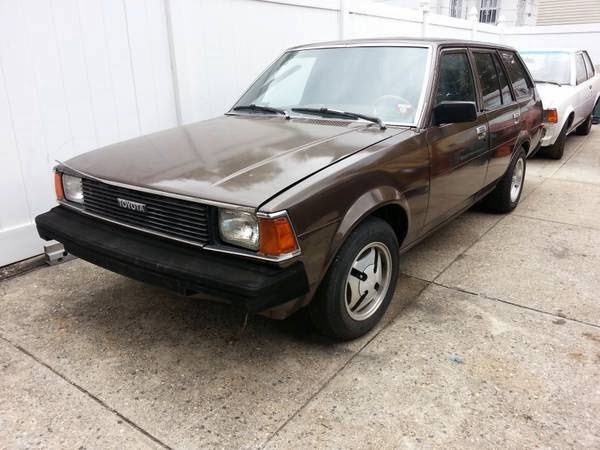daily turismo 3k conquest swapped 1982 toyota corolla wagon i4 turbo swap. Black Bedroom Furniture Sets. Home Design Ideas