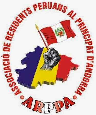 ASOCIACIÓN DE RESIDENTES PERUANOS  AL PRINCIPAT D'  ANDORRA