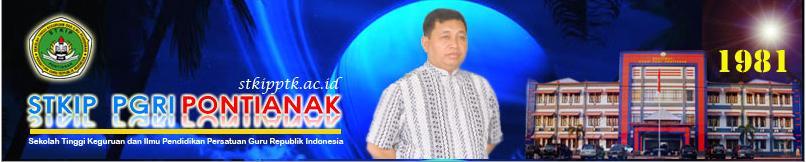 WEBSITE STKIP PGRI PONTIANAK