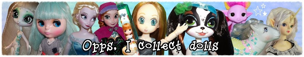 Opps, I collect Dolls
