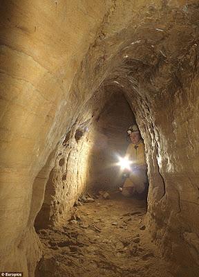túnel que conecta escocia y tuquía
