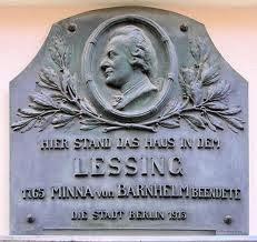 Tumba de G.E.Lessing