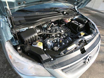 Volkswagen Routan New 3 6 L V6 Engine 2012 Car And Car