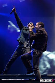 LPIU TOUR GUIDE : Linkin Park at the Download Festival 2011
