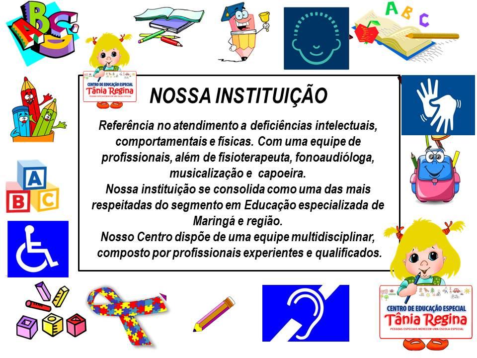 NOSSA INSTITUIÇAO