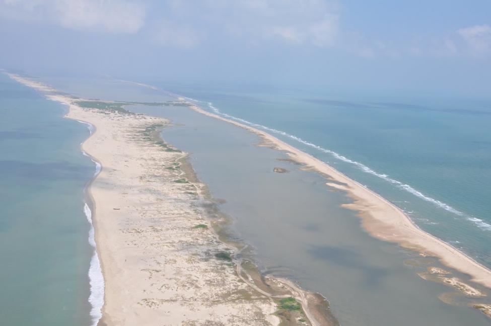 Dhanushkodi Beach - Rameshwaram