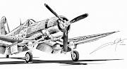 May (airshow corsair detail)