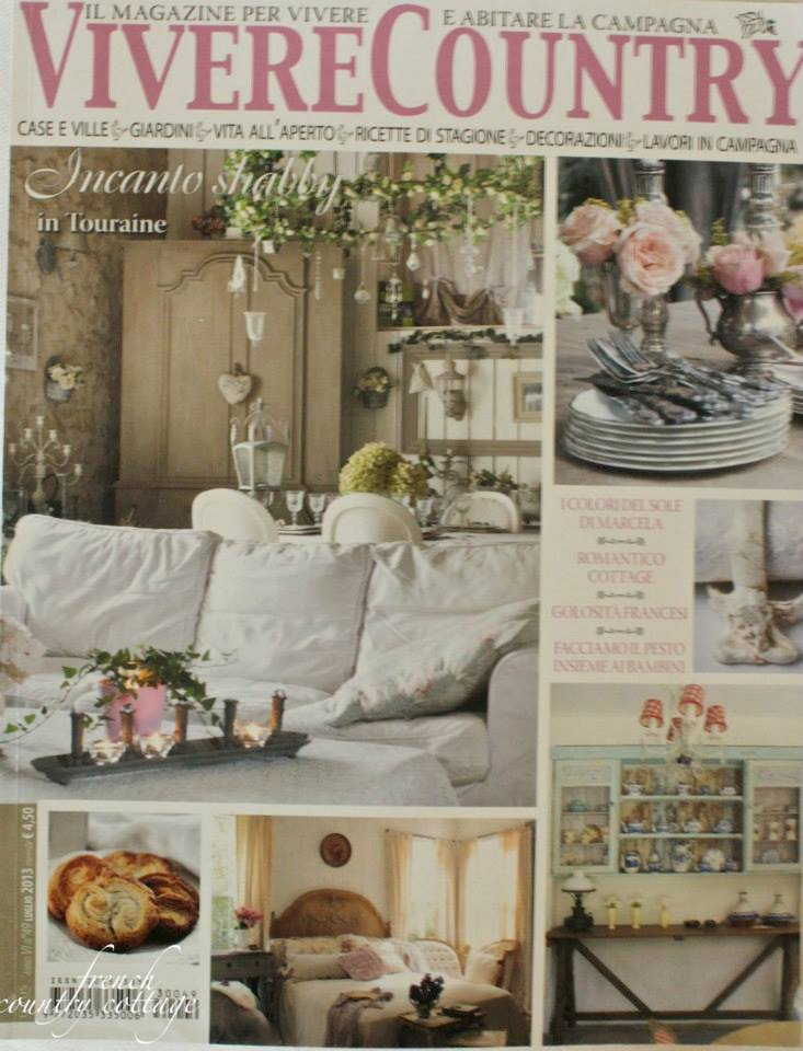About Me FRENCH COUNTRY COTTAGE - French country magazine