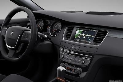 Подушки безопасности в 407 Coupe