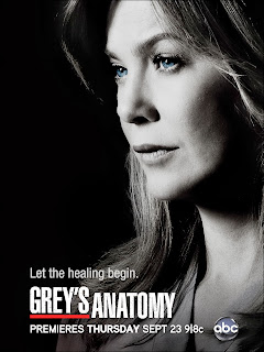 Grey's Anatomy Meredith season 8 saison 8