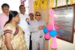 P. G. BLOCK INAGURATION