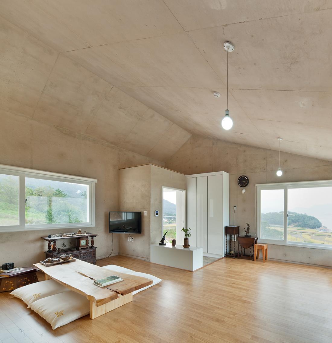 Lovely design of net zero energy home by lifethings for Net zero design