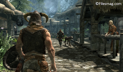 Skyrim PC Game Free Download
