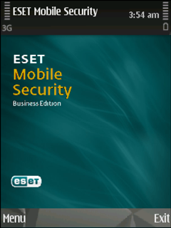 ESET Mobile Security (Symbian) v1 3 2 0 » Mobile Version