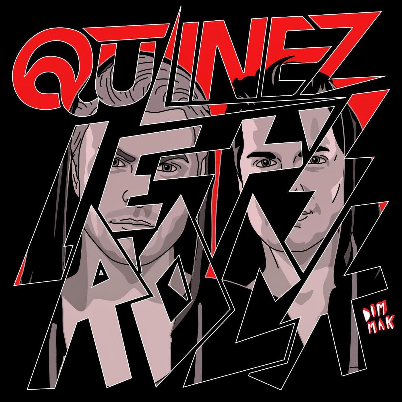 Qulinez - Let's Rock - Single Cover