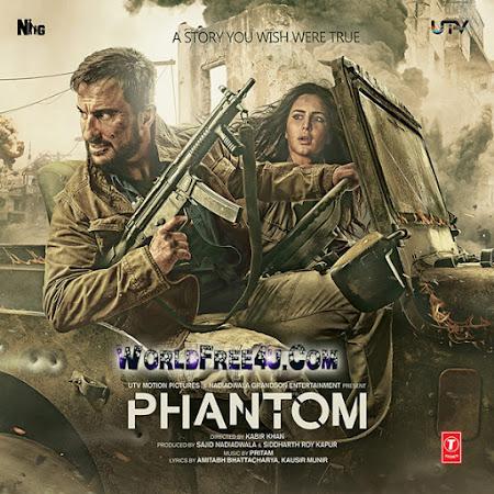 Cover Of Phantom (2015) Hindi Movie Mp3 Songs Free Download Listen Online At krausscreationsllc.com