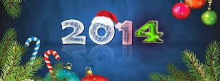 صور كفرات فيس بوك 2014 جديدة للإحتفال برأس السنه الميلادية الجديدة