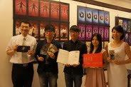 大葉大學視傳系同學一舉勇奪兩項2011德國紅點設計大獎
