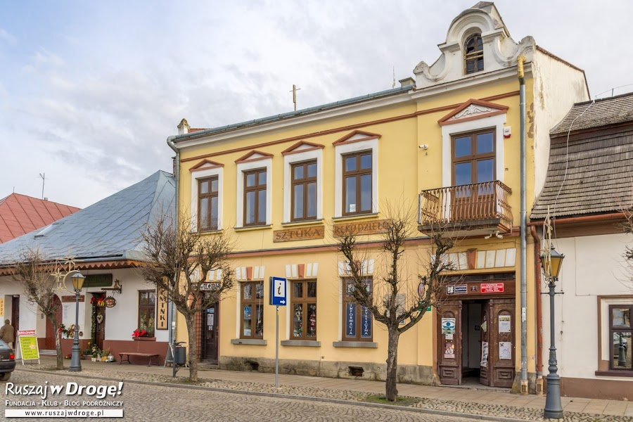 Budynek Informacji Turystycznej w Starym Sączu