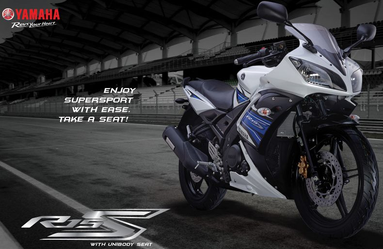Update : Ini perbedaan lengkap antara Yamaha YZF R15-V2 dengan Yamaha YZF R15-S