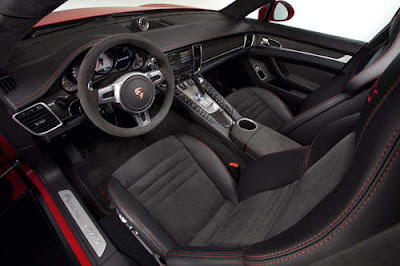 Porsche-Panamera-GTS-Dashboard-and-Interior