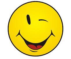 Afbeeldingsresultaat voor smiley knipoog