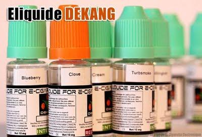 E-liquide DEKANG pour ecigarette