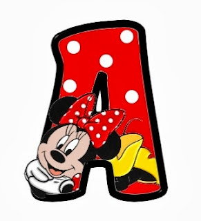 Minnie Alphabet.