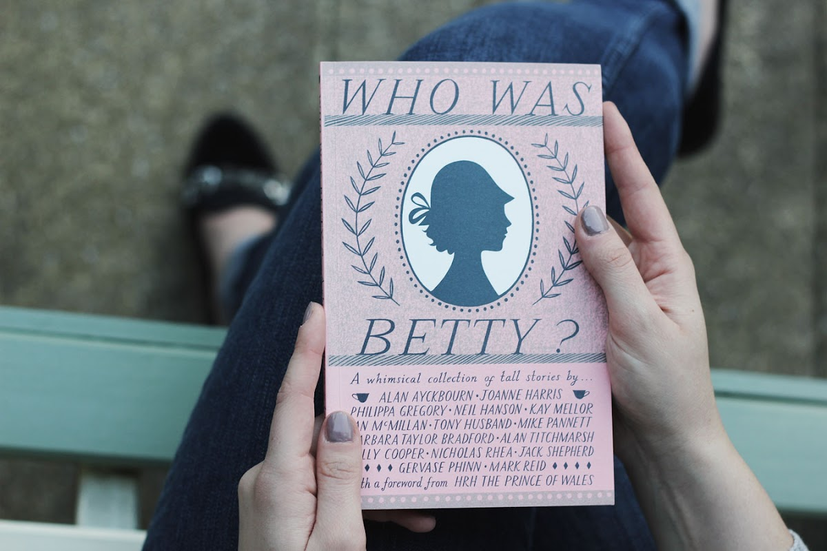 bettys tea room short story book